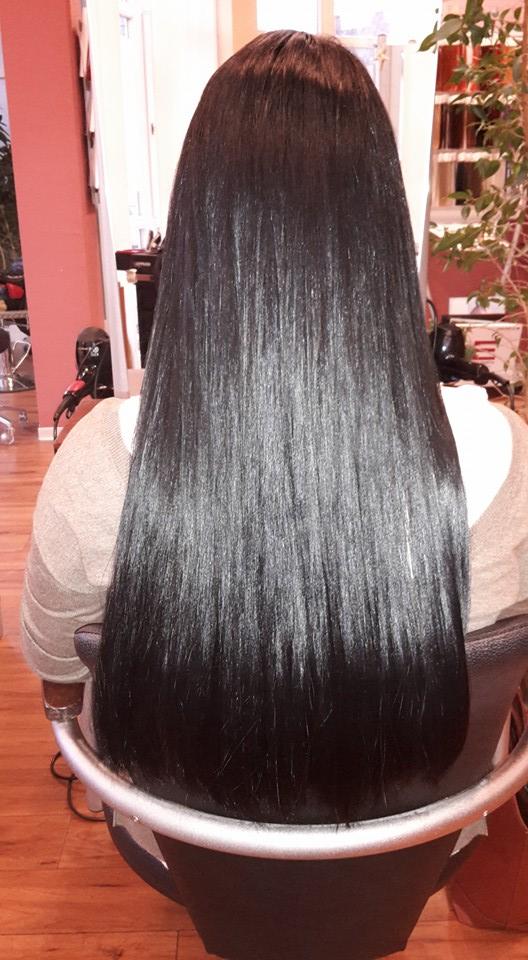 Haarverl 50cm
